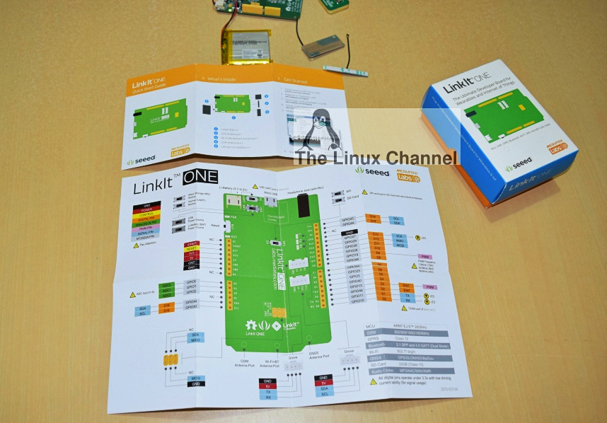 GPS Geo-tracking system using LinkIt ONE board4