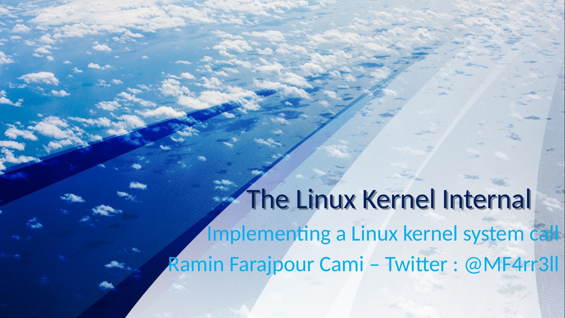 Linux Kernel System Call.pdf